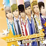 コーエーテクモ、『ときめきレストラン☆☆☆』の新作CD「Let's make a miracle」を発売!