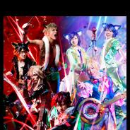 セガ・ライブクリエイション、『SHOW BY ROCK!! MUSICAL』のメインビジュアルを公開 チケットの一般販売は1月9日10:00から