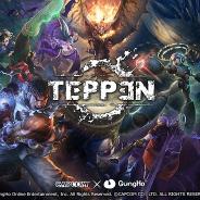 ガンホーとカプコン、『TEPPEN』が全世界累計200万ダウンロードを突破!
