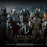 ブシロード、リアルタイム3D対戦格闘ゲーム『INVICTUS: Lost Soul』の日本での配信を開始 「カードファイト!! ヴァンガード」コラボも開催