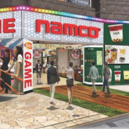 バンダイナムコアミューズメント、12月27日に東京・池袋でアミューズメント施設「namco池袋店」をグランドオープン!
