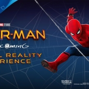 【PSVR】遂に『スパイダーマンVR』が国内で無料配信開始 糸を出し、クレーンに登り、街を見渡す