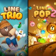 LINE、「LINE GAME」でミドル・コアゲーム向けに提供タイトルのラインナップを拡充。『LINE POP2』など4つの新作アプリを発表