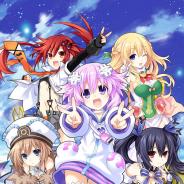 コンパイルハート、『新次元ゲイム ネプテューヌVⅡ』をSwitchダウンロード専売で3月19日に発売! 4月5日までの期間、1000円OFFで提供!
