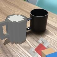 iPhoneで簡単に3Dモデル制作 ViRD、ARモデリングアプリ『Makebox AR』をリリース 期間限定で無料配信中