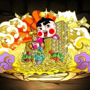 ガンホー、『パズル&ドラゴンズ』「モンスター購入」で「御坊茶魔」を期間限定で提供!