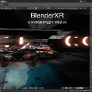 MARUI-PlugIn、3Dデザインソフト「Blender」のVR/ARインターフェースの開発を開始