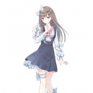 サイバーエージェント、『スクールファンファーレ』の登場キャラクター立科弓(CV:雨宮天さん)のキャラクターソングを「animelo mix」で配信開始