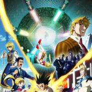 バンナム、『HUNTER×HUNTER グリードアドベンチャー』で「HUNTER×HUNTER G.I編 Blu-ray BOX」プレゼントキャンペーンを実施!