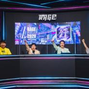 RAGE史上最大規模の国際大会「RAGE ASIA 2020」が開催! 「荒野行動」優勝チームは「αD Vogel」、「Apex Legends」は「T1」に!