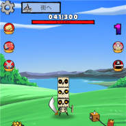 ジャンクション、タップRPG『タップ タップ グラフティ』のiOS版を配信開始 次々に現れるモンスターを叩いて倒すシンプルなRPG