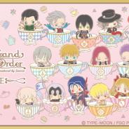期間限定コラボカフェ第二弾「Fate/Grand Order Design produced by Sanrio」が東京・大阪・仙台で開催決定‼