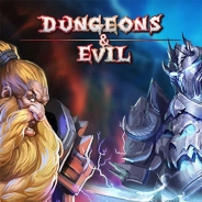 ファンクリプト、iOS版『DUNGEONS & EVIL』を配信開始