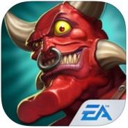 EA、『ダンジョンキーパー』のスマートフォンアプリ版をリリース…往年の名作をモバイル向けにリメイク!