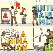 「第24回文化庁メディア芸術祭」アート、エンタメ、アニメ、マンガ各部門で作品募集が開始