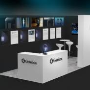 Gatebox、東京ゲームショウに初出展…ハニカムラボ開発の「aicontainer in Gatebox」をデモ展示