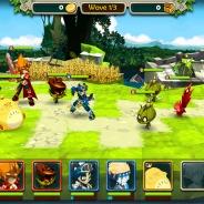 gumi、新作アプリ『Wakfu Raiders』を2015年初夏にグローバルで配信決定! MMORPGの大作『Wakfu』を題材としたスマホ向けRPG