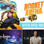 EA、独立スタジオと提携し新作『ロケットアリーナ』『It Takes Two』『Lost in Random』を発表