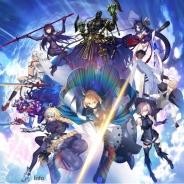 TYPE-MOON / FGO PROJECT、『Fate/Grand Order』のリリース時期を2015年7月下旬に決定 メインビジュアルを初公開 事前登録数50万突破で特典も追加へ