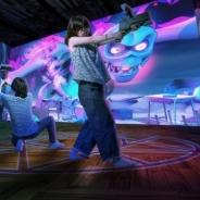 VIVEトラッカー+360°プロジェクションマッピング 拡張現実アトラクション『オバケハンター』発表
