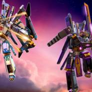 『トランスフォーマー:アースウォーズ』に双子ユニットの「センティウスマグナス」と「センティウスマルス」が登場!