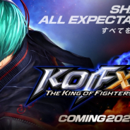 SNK、対戦格闘ゲーム『THE KING OF FIGHTERS XV』を2021年に発売! 公式トレーラーが初公開