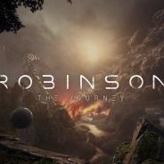 Crytek、PSVR向けの新作SFアドベンチャーゲーム『Robinson: The Journey』のムービー公開