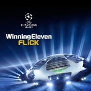 KONAMI『Winning Eleven FLiCK』、全世界100万DLを突破! サービス開始から1カ月で
