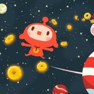 LINE、『LINE アキンド星のリトル・ペソ』の配信を開始! 宇宙を旅しお金をかせいで星づくりをしよう!
