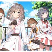 リベル、次世代声優育成ゲーム『CUE!』の配信開始日が10月25日に決定! 先行ダウンロードは10月24日から開始へ