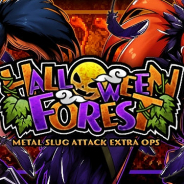 SNK、『METAL SLUG ATTACK』にてイベント「HALLOWEEN FOREST」を開催! SRユニット「クイーンエスカルゴ」を手に入れよう