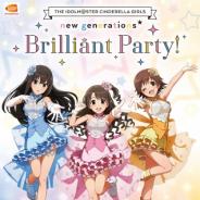 バンダイナムコアミューズメント、『THE IDOLM@STER CINDERELLA GIRLS new generations★Brilliant Party!』を11月12日から「VR ZONE OSAKA」で開始