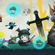 SUPER PLANET、新作オートバトル2D RPG『ルナ:ケルフィー山のドラゴン』を世界140ヵ国でリリース!