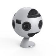 ハコスコ、全天球8Kビデオカメラ『Insta360 Pro』の予約販売を開始