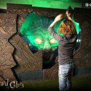 curiosity、VRなしでファンタジー体験する「The Wizard of Colors」を出展