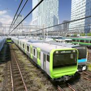 スクエニ、電車運転SLG『電車でGO!! はしろう山手線』PS4版を12月3日に発売決定 Switch版は未定