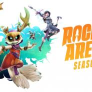 EA、『ロケットアリーナ』でシーズン2開始! 新たなヒーロー・リーフやPvEモードを追加