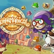 ガーラ、スマートフォンゲーム『Supermagical』のAndroid英語版と韓国語版の配信開始