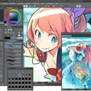 セルシス、イラスト・マンガ・アニメーション制作ソフト「CLIP STUDIO PAINT」の最新バージョンを公開 新たにドイツ語版の提供も開始