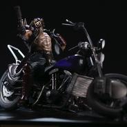 SpiceSeed、北斗の拳フィギュア「ジャギ&バイク」の再販を決定 価格は19万3,000円(税抜)