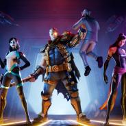 Epic Games、『フォートナイト』でX-フォース参戦! ケーブル、サイロック、ドミノが登場!