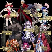 TYPE-MOON/FGO PROJECT、『Fate/Grand Order』で「300万DL突破キャンペーン第2弾」の情報を公開 ★4サーヴァント全員プレゼントを実施へ