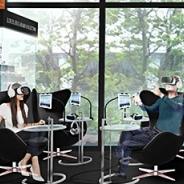 メルセデス・ベンツ、蔦屋書店内に「VRを使った車を置かないショールーム」を期間限定でオープン