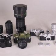 タカラトミーアーツ、キヤノンの監修協力を得てガチャの新商品「日本立体カメラ名鑑 Canonミニチュアコレクション」第2弾を3月下旬より発売