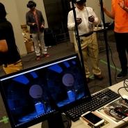 【TVS】握る・持つ・投げる・壊す・そしてハイタッチ! 手触り感とマルチプレイを追及したVR脱出ゲーム『エニグマスフィア 透明球の謎』を体験