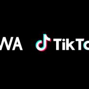 AWA、世界的ショートムービープラットフォーム「TikTok」と業務提携 11月初旬より連携サービスの開始を予定