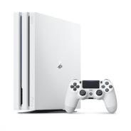 「PS4 Pro」初のカラバリ、グレイシャー・ホワイトが発売開始 PS4タイトルをより高品質に
