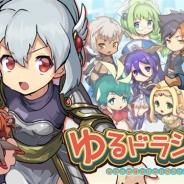 DeNA、クローバーラボの本格派RPG『ゆるドラシル』のAndApp版の事前登録を開始 現在プレイ中のスマホ版データを共有して遊ぶことも可能