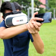 KLabのフィリピン子会社が全世界に向けてVRモバイルゲーム制作を開始