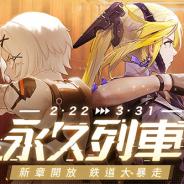HK Hero Entertainment、『パニシング:グレイレイヴン』で【永久列車】アップデート実施